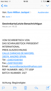 Schraubstock??
